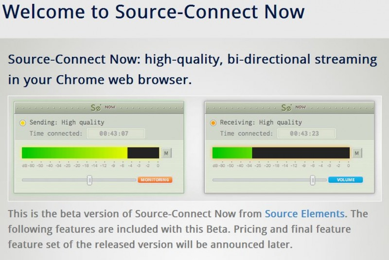 Source-Connect Now, the ISDN Alternative