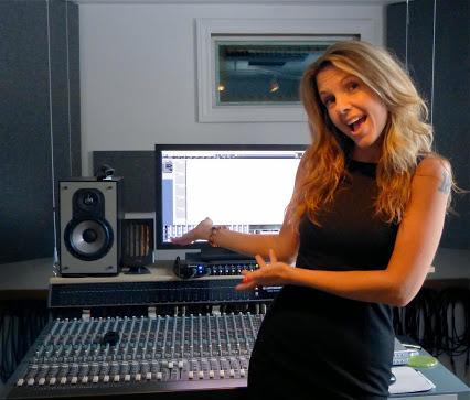 Stacey Englehart, voice actor